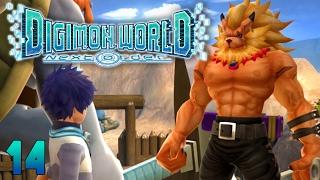 Download Digimon World Next Order Part 14 LEOMON VS VEGETABLES! Gameplay Walkthrough Video