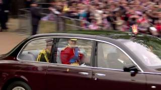 Download Prince William and Prince Harry leave Clarence House Video