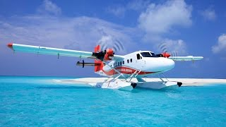 Download MOST BEAUTIFUL FLIGHT IN THE WORLD (Maldives seaplane transfer) Video