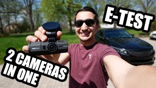 Download The BEST Dual-Camera Dash-Cam on the Market Video