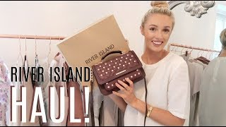 Download RIVER ISLAND HAUL & TRY ON // Transitional Pre-Autumn // Fashion Mumblr Video