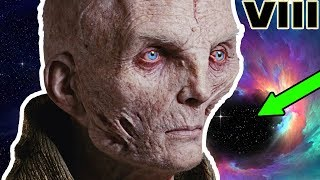 Download WHO is SNOKE'S MASTER? Star Wars Theory Explained Video