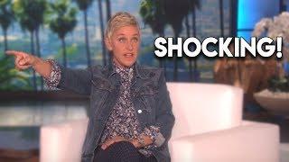 Download Ellen DeGeneres LOSES IT With Audience Member Video