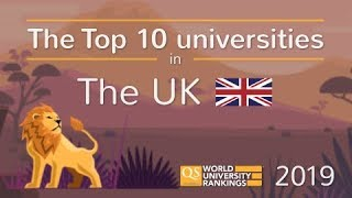Download Meet The UK's Top 10 Universities 2019 Video