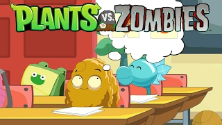 Download Plants vs. Zombies Animation : Mathematical problem Video