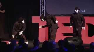 Download Performance | The Jabbawockeez | TEDxIronwoodStatePrison Video