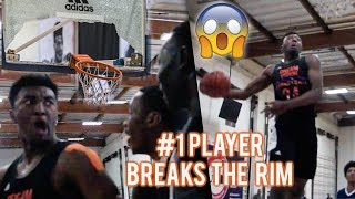 Download #1 Player Kyree Walker BREAKS THE RIM IN GAME!! ″Best Player in The Country!″ SoCal TipOff Highlight Video
