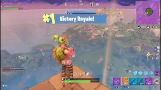 Download Fortnite Skybase WIN! - THANOS Gamemode Video
