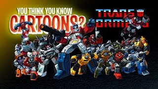 Download Transformers - You Think You Know Cartoons? Video