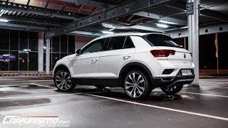 Download VW T Roc 2 0 TSI 190 DSG 4Motion test PL Pertyn Ględzi Video