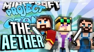 Download Minecraft - THE AETHER - Project Ozone #32 Video