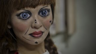 Download Annabelle Makeup 2 | Annabelle: Creation Video