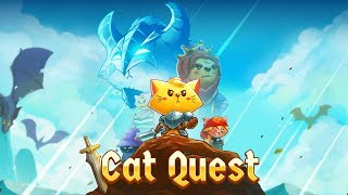 Download Cry Tries: Cat Quest Video