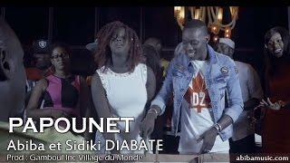 Download PAPOUNET-Abiba & Sidiki Officiel Video