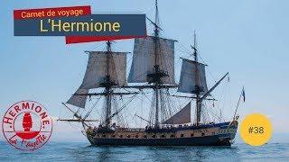 Download [Carnet de Voyage Hermione] #38 - La navigation à la voile Video