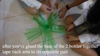 Download How to make a DIY Parol using recycled materials Video