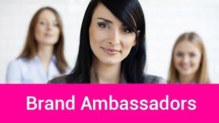 Download Brand Ambassadors and Brand Ambassador Program Staffing Company Video