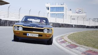 Download Ford Capri - 50 Years On Video