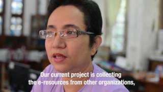 Download How Information Access is Changing the Biggest academic Library in Myanmar Video