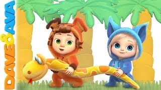Download 👍Nursery Rhymes and Baby Songs | Top Nursery Rhymes from Dave and Ava 👍 Video