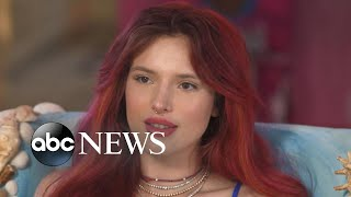 Download 'Midnight Sun' star Bella Thorne on showing the world who she really is Video