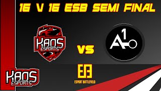 Download Battlefield 4 KaoS eSports vs Ao1 ESB Semi Final Match Video
