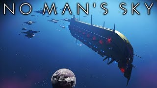 Download BLUEPRINTS FOUND! EPIC HUGE SENTINEL CAPITAL FREIGHTER in #NMS Video