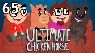 Download Ultimate Chicken Horse with Friends - Episode 65 [More Robots] Video