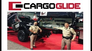 Download Coolest truck bed cargo box I have ever seen by Cargo Glide : SEMA 2017 Video