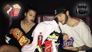 Download HOW TO SNEAK ANY FOOD INTO THE MOVIES (Life Hack) Video