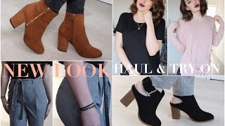 Download New Look Haul & Try On. | 90% OFF SALE?! | Just Jolie Video