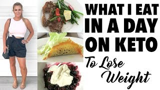 Download KETO LIFESTYLE WHAT I EAT IN A DAY! Video