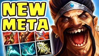 Download THE MOST BROKEN TEAM FIDGET SPINNER | 100% CRIT TIER 1 DRAVEN JUNGLE | WHAT HAVE I DONE?! Nightblue3 Video