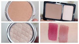 Download Catrice Cosmetics Review + Demo   Bronzer, Concealer, Blush, Lipstick and More!! Video
