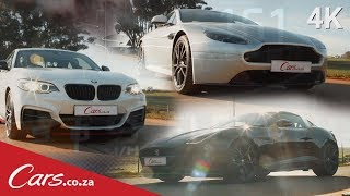 Download Hillclimb Race 3 - BMW M240i vs Jaguar F-Type 400 Sport vs Aston Martin Vantage N430 Video
