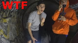 Download LITTLE GIRL SCREAMS IN THE HAUNTED TUNNEL... (WTF) | FaZe Rug Video