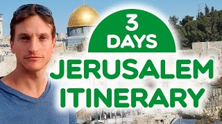 Download 72 Hours in JERUSALEM (By A Professional Tour Guide) Video