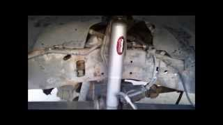 Download 1999 - 2004 F250 F350 4WD Front Shock Replacement Video