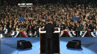 Download Obama Victory Speech 2008 Video