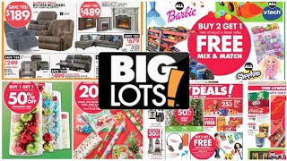 Download BIG LOTS BLACK FRIDAY 2019 FULL AD PREVIEW Video
