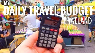 Download THAILAND TRAVEL: LIVING ON $11/£9 PER DAY Video