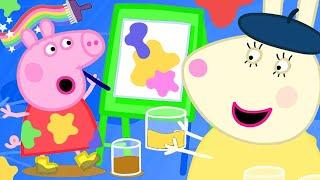 Download Peppa Pig Français 🎨 Dessin 🎨 Compilation épisodes complets | Dessin Animé Video