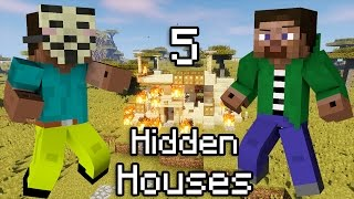 Download 5 More Ways to Hide your Base from Hackers & Pros - Minecraft Video