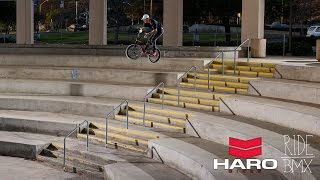 Download Tyler Fernengel's Insane 2016 Haro BMX Section! Video