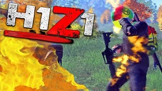 Download H1Z1 - THE MOLLY GOD!!! H1Z1 King Of The Kill BEST GRENADE KILLS - H1Z1 Gameplay Video
