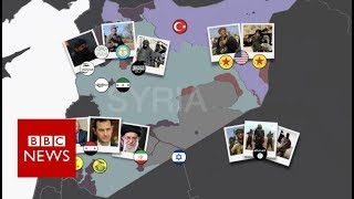 Download Syria: Seven years of war explained - BBC News Video
