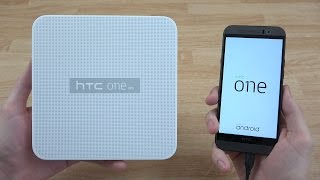 Download HTC One M9 Developer Edition Unboxing and First Look! Video