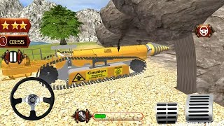 Download Tunnel Constuction Highway 3D - Android GamePlay 2017 Video