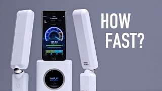 Download The Fastest WiFi I've Tested... Video