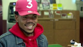 Download Chance the Rapper Interview on Remaining Unsigned, His Tattoo and Being a Dad | ABC News Video